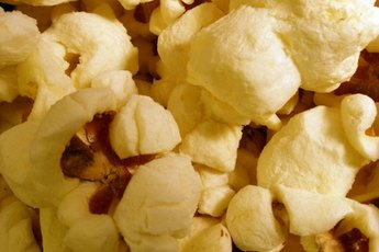 Can You Feed a Dog Popcorn?