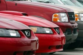 Insuring your car could cost more with a bad credit score.