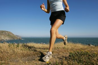 Weight & Knee Pressure When Walking, Running & Cycling