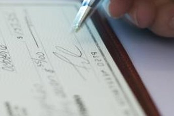 Whether you have access to the funds depends on the type of bank account.