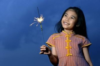 Fireworks are products with a large, continuing market.