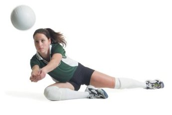 The lateral cartilage meniscus can be injured from twisting or falling during sports.