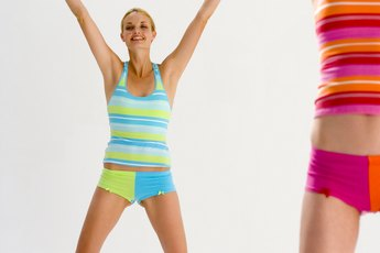 Calf Pain During Jumping Jacks
