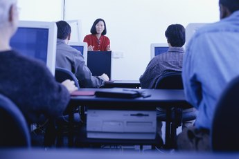Job Description for MS Office Trainers