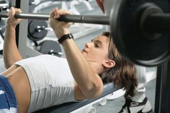 Use the bench press to build a better bod.