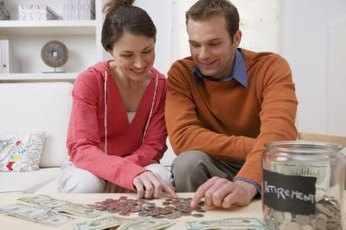 Saving for retirement means more than stashing coins in a jar.
