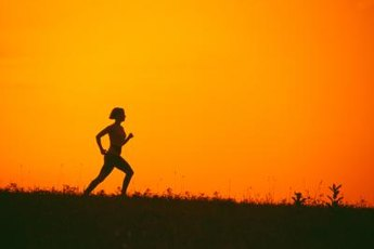 Running is a simple and effective workout.