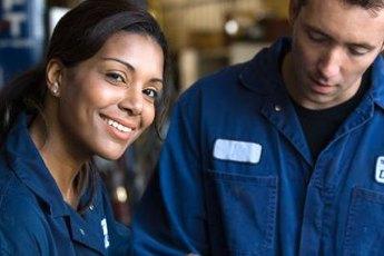 Marine mechanics repair all types of boat motors and marine systems.