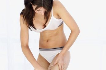 Stretch tight inner thighs and reduce thigh discomfort.