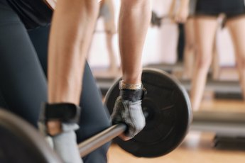 Stiff-Leg Deadlifts and Stronglifts