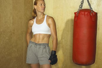 Boxing Exercises for One Person