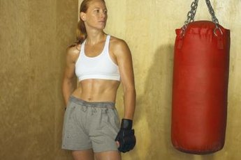 Whether you're trying to get in shape or the ring, solo boxing drills can help you achieve your goal.