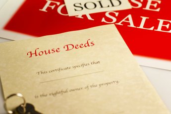 Difference Between the Name on the House's Title Vs. Its Mortgage