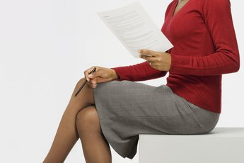 Rules of Resume Heading Placement
