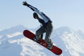 Different workouts train bodily responses needed for snowboarding.
