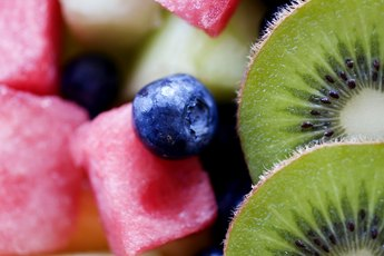 Fruits High in Vitamin K