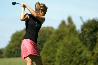 Shoulder Stretches for the Backswing