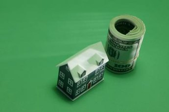 A down payment is the up-front cash contribution to buy a home.