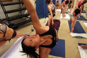 Muscle Tone From Bikram Yoga
