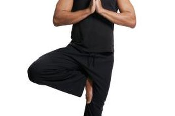 As you gain strength and flexibility, try more challenging poses.