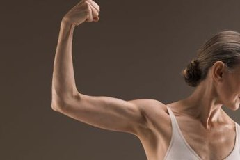 Use effective arm exercises for toning and strengthening.