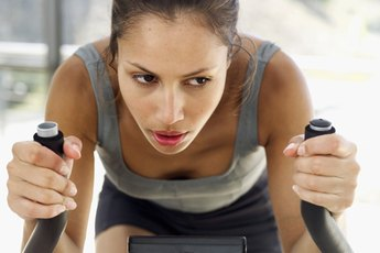 Exercise Bike Calories Burned by Speed & Difficulty