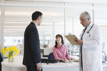 Steps in Processing Health Insurance Claims