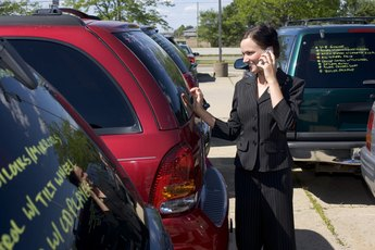 Where to Get an Auto Loan When Bad Credit Finance Companies Won
