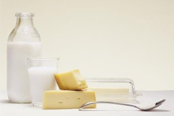 Dairy products are off limits for people with type O blood on the Blood Type diet.