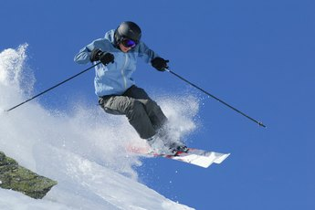 How to Downhill Ski and Slow Down
