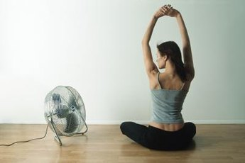 The high temperatures during Bikram yoga may dry out your skin.