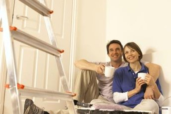 Some people use a cash-out refinance to remodel their home.