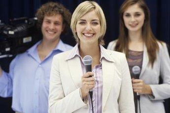 Use your very best clips to attract the attention of future employers.
