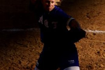 The curveball is an important tool for most fast-pitch softball hurlers.
