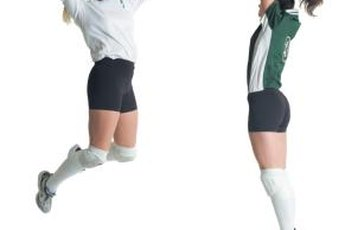 A volleyball leg workout enhances your strength and explosiveness.