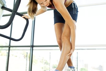 Calf Stretches to Prevent Tears