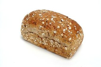 Increase your nutrient intake by switching to whole-grain bread.