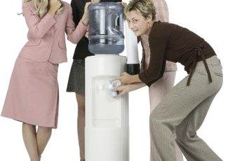 Water cooler talk matters.