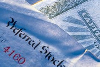 Owners of preferred stock have seniority over common stock owners.
