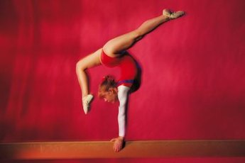 Gymnasts must be able to focus and concentrate despite distractions.