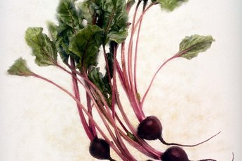 Are Beets High in Beta-Carotene?