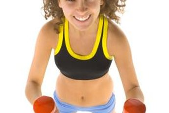 Dumbbells are a versatile and convenient fitness tool.