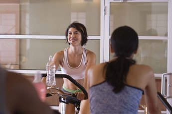 How to Train for Hills on a Stationary Bike