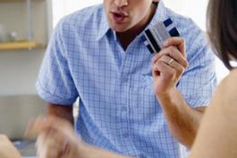 Co-signing a credit card could lead to problems down the line.