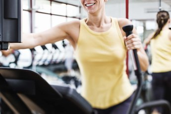 A Strength Training Program for Beginners Using an Elliptical Machine