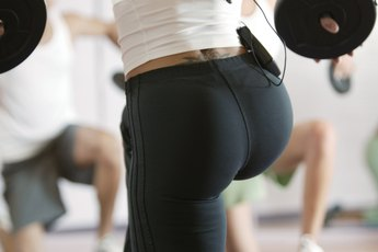 Slimming Exercises for the Buttocks