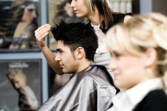 Hairstylists can work at salons and spas or even be freelance stylists for fashion shoots or special events.