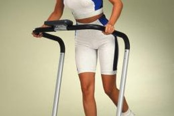 Inclining your treadmill engages your glutes.