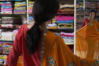 Learning to dress like the locals can help an American woman fit in.