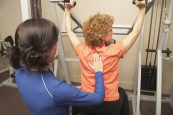 Strengthening exercises can activate under-active muscles.